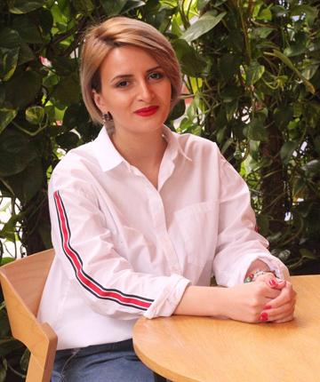 Tamar Bochorishvili